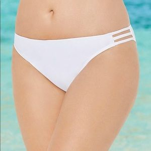 Swimsuits For All NWT Triple String Bikini Bottom